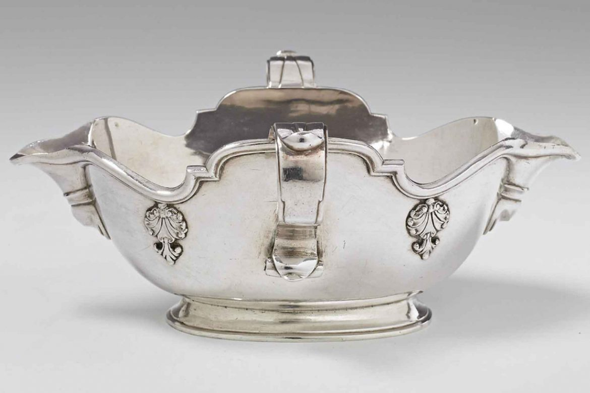 Is  the silver made in Maastricht  like Alessi of our time ?