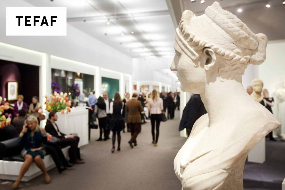 "TEFAF 2019 – They assume : "" The world's greatest art and antiques fair "" , We shop til  we drop…."